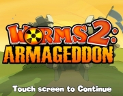 Незабвенная Worms 2: Armageddon на Android